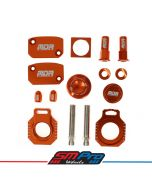 Bling Kit KTM EXC 500 2013, EXC 250 2006-2007, SX 250 2006-2012, EXC 300 2006-2007, EXC 350 2012-2013, EXC 450 2007-2011 (Orange)