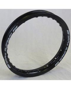 Rim (SM Pro Platinum) - 14 x 1.60 (32) - Gloss Black Rim