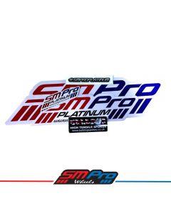 SM Pro Sticker Pack