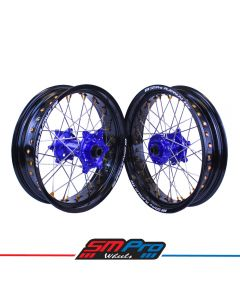 Husqvarna TC/ FC TE/FE 125-501- SM Pro Platinum Supermoto Wheel Set - (Multiple Colour Options)