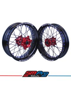 Gas Gas EC SM Pro Platinum Supermoto Wheel Set - (Multiple Colour Options)