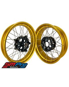 Tubeless Wheels Set for BMW F800GS Adventure 2008-2020