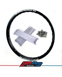 Gas Gas Rim And Spoke Set (SMPro Platinum) 18x2.15 EC Enduro Models (04-18)Rear
