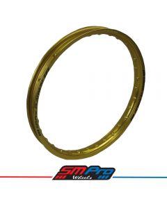 Rim (SM Pro Platinum) - 19 x 1.60 (32) - Gloss Gold - 7050-T6 Aluminium