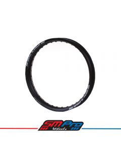 Rim (SM Pro Platinum) - 19 x 1.85 (32) - Matte Black - MX Drilling
