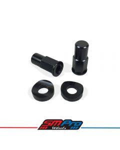 SM Pro Security Bolt - Rim Lock Kit (Black Anodised)