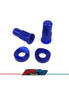 SM Pro Security Bolt - Rim Lock Kit (Blue Anodised)