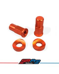SM Pro Security Bolt - Rim Lock Kit (Orange Anodised)