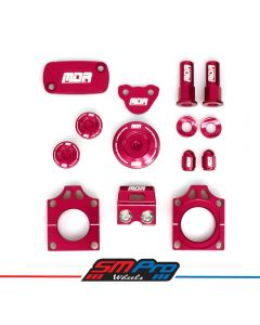 Bling Kit CRF 450 2009 - on (Red)
