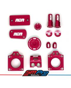 Bling Kit RMZ 250 2006 - on, RMZ 450 2005 - on, RMX 450 2010 - 2013 (Red)