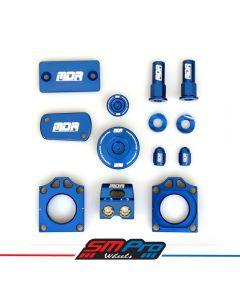 Bling Kit KXF 250 2011 - on, KXF 450 2006 - on, KLX 450 2008 - 2009 (Blue)