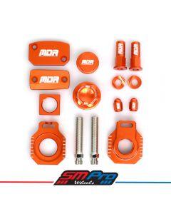 Bling Kit SX 125 2009-2012, EXC 125 2002 - on, SX 150 2009 - on, SXF 2009 - 2011 (Orange)