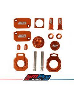 Bling Kit KTM EXC 500 2013, EXC 250 2006-2007, SX 250 2006-2012, EXC 300 2006-2007, EXC 350 2012-2013, EXC 450 2007-2011 (Orange)