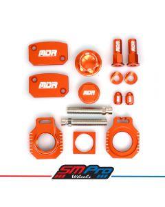 Bling Kit SX 250 2013, EXC 250 2008 - on, EXC 300 2008 - on, SX 300 2006 - 2007, EXC 350 2012 - 2013, EXC 450 2007 - 2011 (Orange)