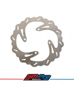 SM Pro Kawasaki/Suzuki Rear Brake Disc (240mm) - KX125/250 03-08, KXF250/450 04-19, RMZ250 04-06