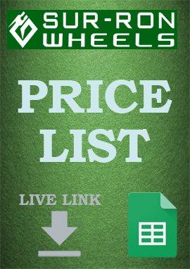 Sur-ron Price List